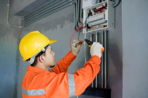 Instalacje elektryczne w domu Wieliczka