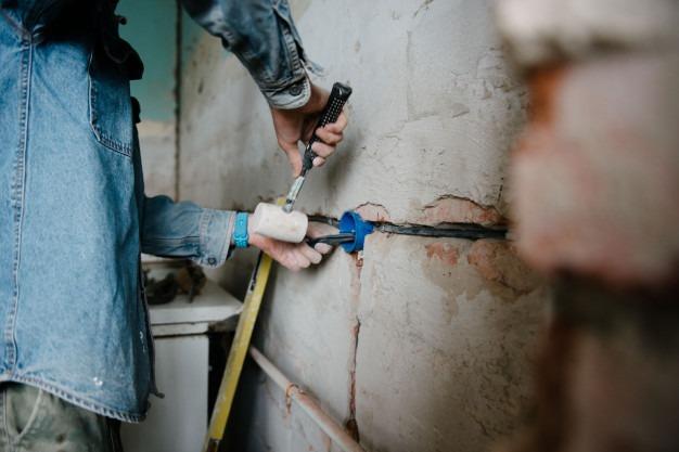 Remont instalacji elektrycznej